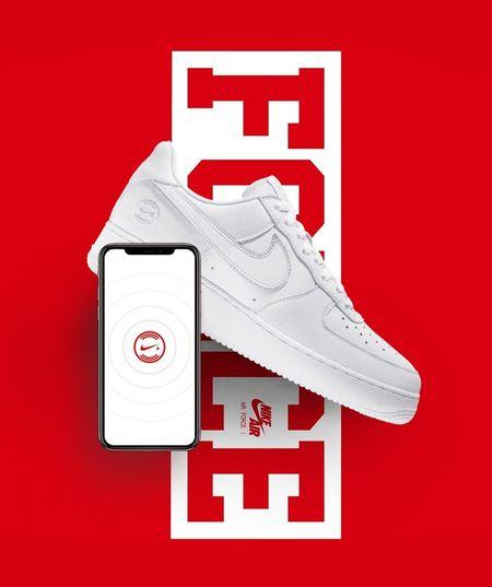 Nike показала «умные» кроссовки сNFC-чипом